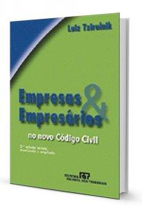 Imagem - Empresas e Empresários no Novo Código Civil