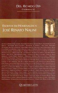 Imagem - Escritos em Homenagem a José Renato Nalini
