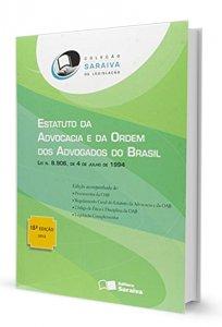 Imagem - Estatuto da Advocacia e da Ordem dos Advogados do Brasil