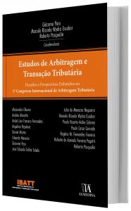 Imagem - Estudos de Arbitragem e Transação Tributária