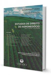 Imagem - Estudos de Direito do Agronegócio: Ano III [2019] - V. IV
