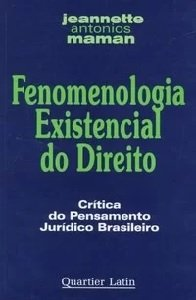 Imagem - Fenomenologia Existencial do Direito