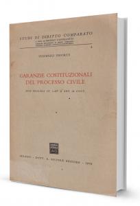 Imagem - Garanzie Costituzionali del Processo Civile
