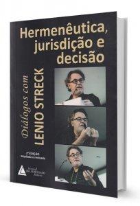 Imagem - Hermenêutica, Jurisdição e Decisão: Diálogos com Lenio Streck