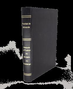 Imagem - Historia e Pratica do Arresto ou Embargo