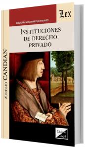 Imagem - Instituciones de Derecho Privado
