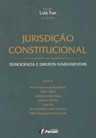Imagem - Jurisdição Constitucional Democracia e Direitos Fundamentais