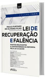 Imagem - Lei de Recuperação e Falencia - volume 3