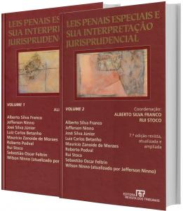 Imagem - Leis Penais Especiais e sua Interpretação Jurisprudencial 2v.