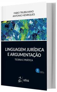 Imagem - Linguagem Jurídica e Argumentação - Teoria e Prática