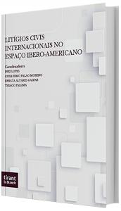 Imagem - Litígios Civis Internacionais no Espaço Ibero Americano