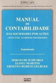Imagem - Manual de Contabilidade das Sociedades por ações
