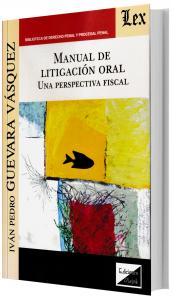 Imagem - Manual de Litigación Oral