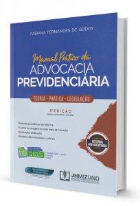 Imagem - Manual Prático Advocacia Previdenciária
