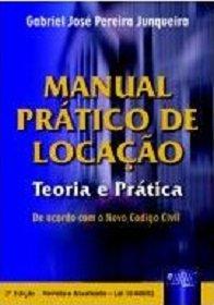 Imagem - Manual Pratico De Locação - Teoria E Pratica