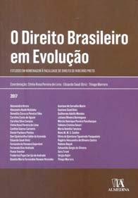 Imagem - O Direito Brasileiro em Evolução