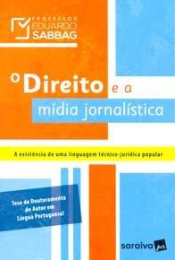 Imagem - O Direito e a mídia Jornalística