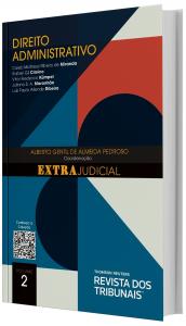 Imagem - O Direito e o Extrajudicial: Direito Administrativo - volume 2