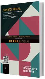Imagem - O Direito e o Extrajudicial: Direito Penal - volume 4