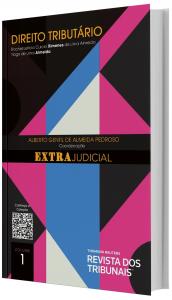 Imagem - O Direito e o Extrajudicial: Direito Tributário - volume 1