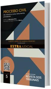 Imagem - O Direito e o Extrajudicial: Processo Civil - volume 5
