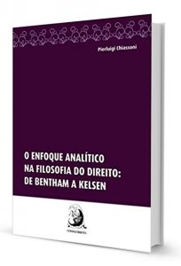 Imagem - O Enfoque Analítico na Filosofia do Direito: de Bentham a Kelsen