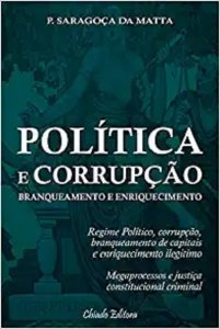 Imagem - Política e Corrupção - Branqueamento e Enriquecimento