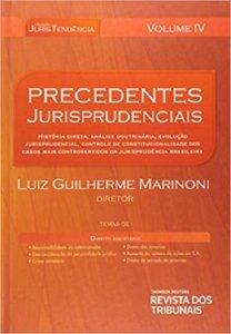 Imagem - Precedentes Jurisprudenciais - V. 4