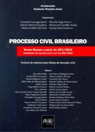 Imagem - Processo Civil Brasileiro Novos Rumos a Partir do Cpcl2015