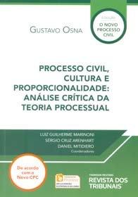 Imagem - Processo Civil Cultura e Proporcionalidade: Análise Crítica da Teoria Processual