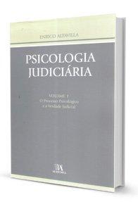 Imagem - Psicologia Judiciária - Vol i