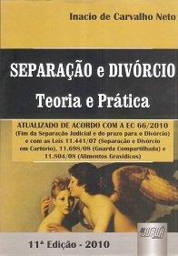 Imagem - Separação e Divórcio Teoria e Prática