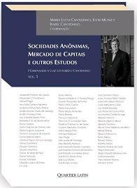 Imagem - Sociedades Anônimas, Mercado de Capitais e Outros Estudos: Homen. a Luiz Leonardo Cantidiano - V. 1