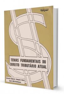 Imagem - Temas Fundamentais do Direito Tributário Atual