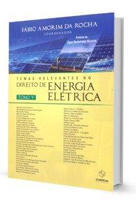 Imagem - Temas Relevantes no Direito de Energia Elétrica - Tomo V