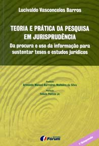 Imagem - Teoria e Prática da Pesquisa em Jurisprudência