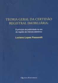 Imagem - Teoria Geral da Certidão Registral-Imobiliária