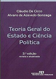 Imagem - Teoria Geral do Estado e Ciência Política