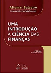 Imagem - Uma Introdução a Ciência das Finanças