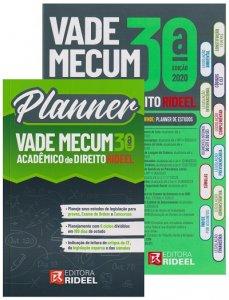 Imagem - Vade Mecum Acadêmico de Direito