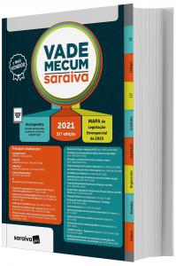 Imagem - Vade Mecum Saraiva Tradicional - 31ª Edição 2021