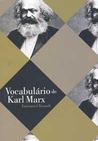 Imagem - Vocabulário de Karl Marx