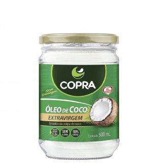 Imagem - Óleo de Coco Extravirgem Copra 500ml