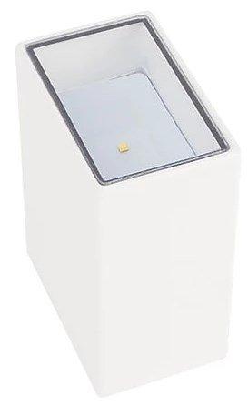 Arandela LED Externa Super LED 6W Initial IP65