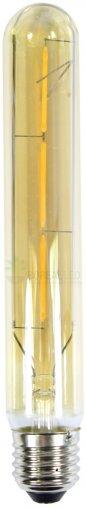 Lâmpada Filamento LED T30*185 E27 3W 2300K Âmbar