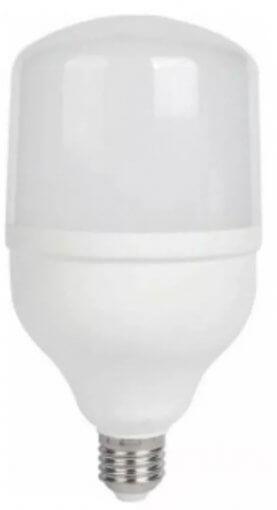 Lâmpada LED Alta Potencia 50W Bivolt E27 Inmetro Branca