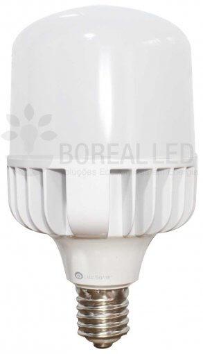 Lâmpada LED Alta Potencia 80W Bivolt E40 Branca