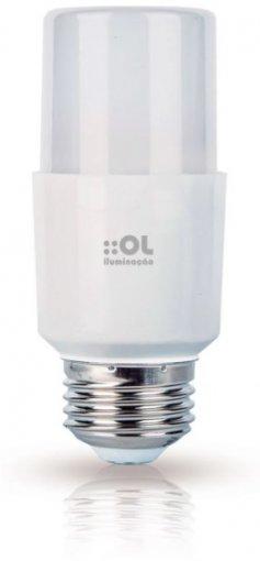 Lâmpada LED Compacta Luz Branca 4,8W Bivolt OL