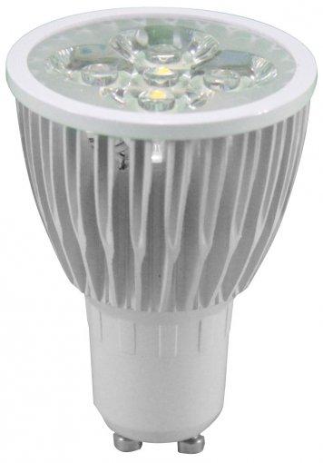 Lâmpada Led Dicroica 3000K 5W GU10 Branco Quente