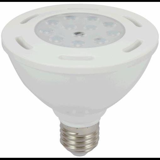 Lâmpada LED PAR30 12w E27